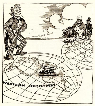 The Monroe Doctrine's Wednesday Morning News « Ninety Percent Scar ...